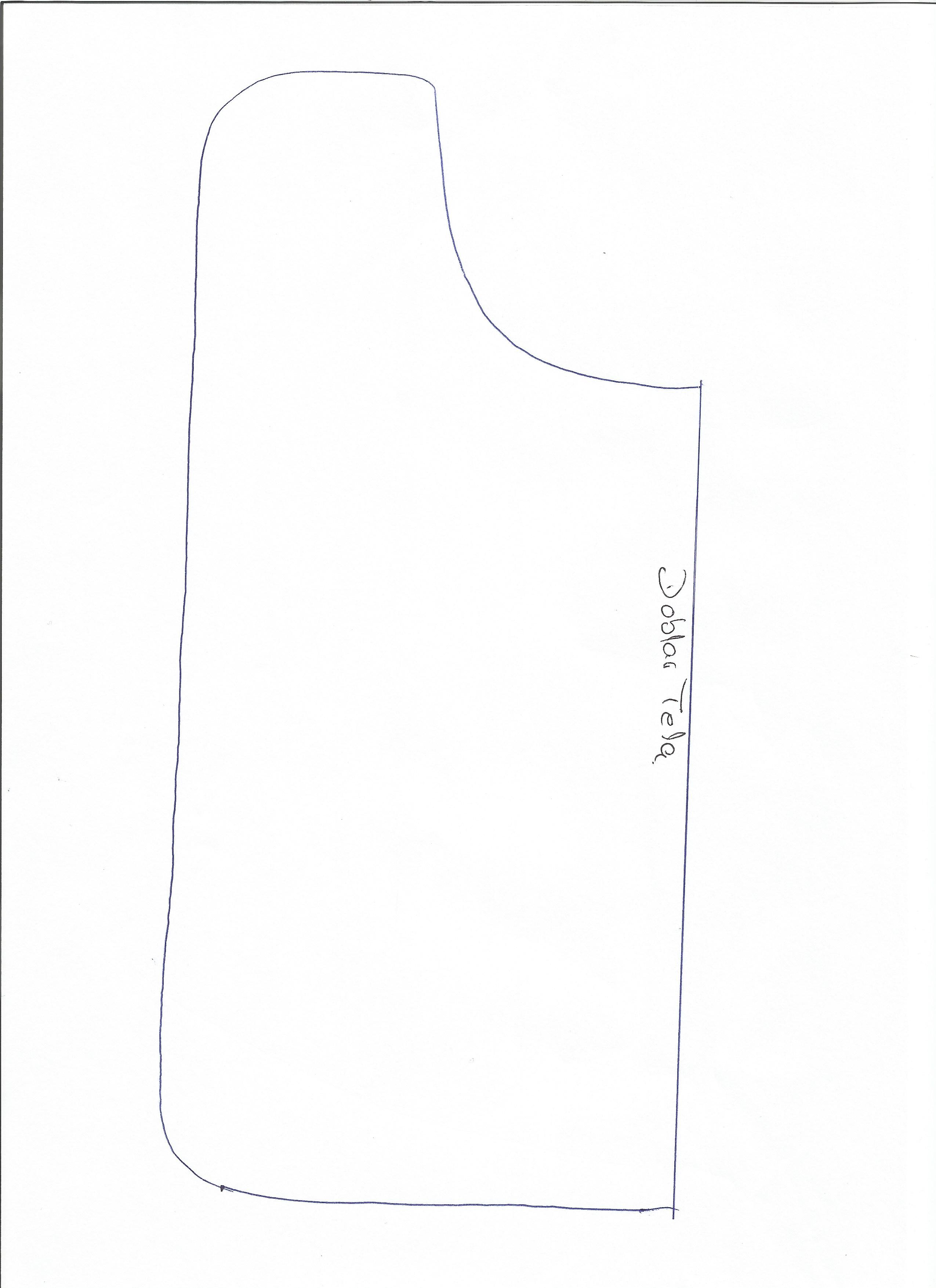 PATRONES DE MANUALIDADES GRATIS #2 - Textil Colmenar S.L